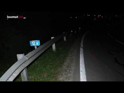 Motorradlenker (31) auf Sauwald Straße in Münzkirchen tödlich verunglückt