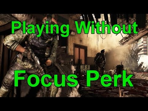 Playing Without Focus | Is It Worth The Extra Perk Slots? Tips And Tricks (30-3 TDM Gameplay)