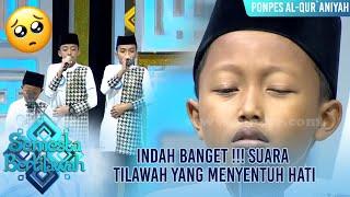 Video Ponpes Al Qur'aniyah, Suara Tilawahnya Bagai Malaikat - Semesta Bertilawah Episode 19 MP3, 3GP, MP4, WEBM, AVI, FLV Januari 2019