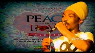 Anthony B - Right Queen - Peace And Love Riddim - TJ Records - May 2014