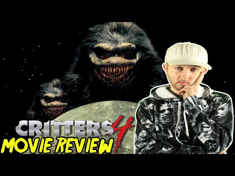 Critters 4 (1992) - Movie Review | Another franchise that went to space!
