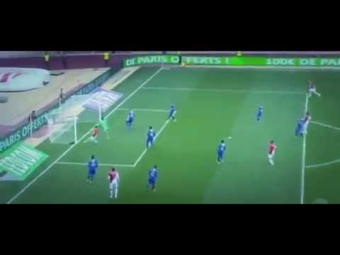 Berbatov scores with a cheeky lob