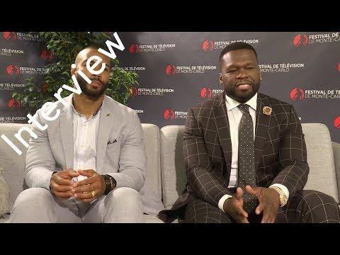 ITW 50 Cent (Jackson Curtis) Omari Hardwick (Power) FTV2017