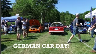 Larz Anderson: German Car Day (Feature Video) by Ignition Tube