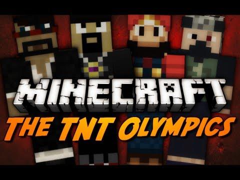 Minecraft: TNT Olympics - Day 2 - AntVenom POV