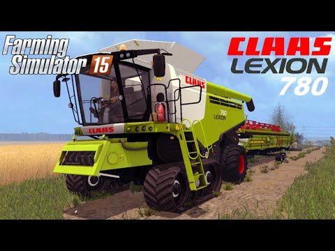 Claas Lexion 780 TT Stage IV 2017 v1.0 Beta
