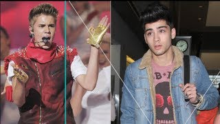 Justin Bieber Defends Zayn Malik -- Cheating Scandal!