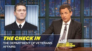 Video The Check In: The Department of Veterans Affairs MP3, 3GP, MP4, WEBM, AVI, FLV April 2018