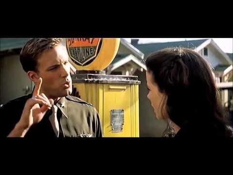 """PEARL HARBOR [2001] Scene: """"Loving you kept me alive."""""""
