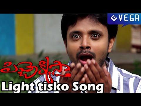 Pichekkistha Movie - Light tisko song - Latest Telugu Movie Song  2014