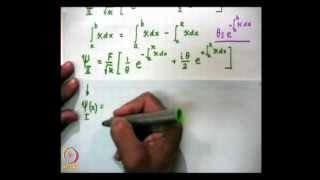 Mod-09 Lec-37 The JWKB Approximation: Use Of Connection Formulae