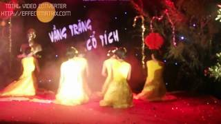 Múa Dân Gian - Trung Thu 2012