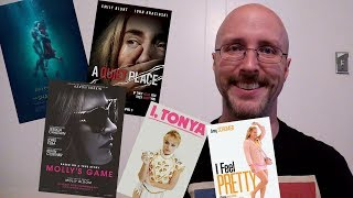 Molly's Game, The Shape of Water, & More - Doug Reviews