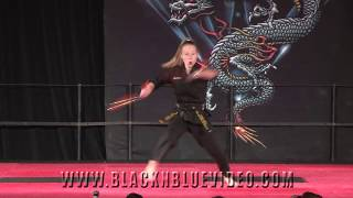Sammy Smith Nunchucks XMA Kata 2014 Diamond Nationals