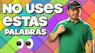 Video Palabras en Inglés que te hacen SONAR Estúpido!! MP3, 3GP, MP4, WEBM, AVI, FLV Maret 2019