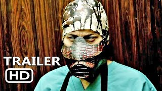 THE HARROWING Official Trailer (2018)