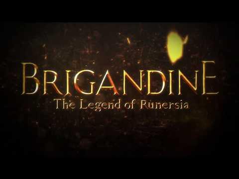 Brigandine: The Legend of Runersia #1