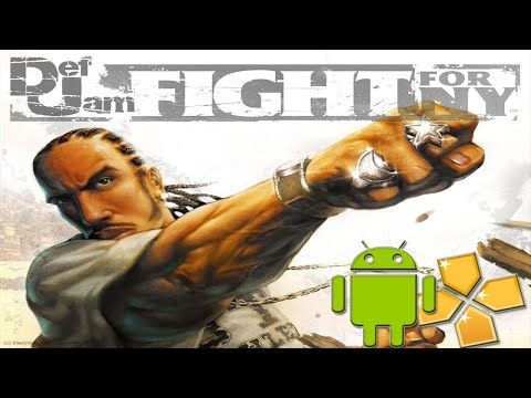 Motorola Moto G - Def Jam Fight for NY The Takeover / Emulador PSP