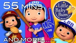 Little Baby Bum | Take me Out to The Ball Game | Nursery Rhymes for Babies | Songs for Kids