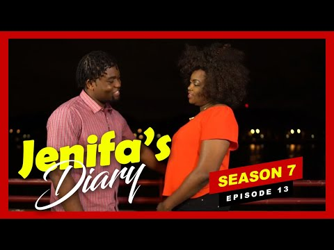 Jenifa's diary S7EP13 - The New Friend | (JENIFA In LONDON)