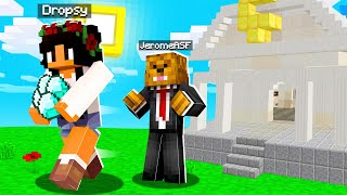 She ROBBED The BANK In Crazycraft | JeromeASF