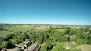 Calverton United Kingdom  City new picture : Stony Stratford: A Calverton morning (4K)