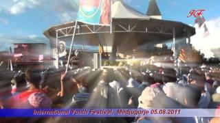 Mladifest Medjugorje 2011, song: