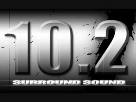 Bass and surround sound test