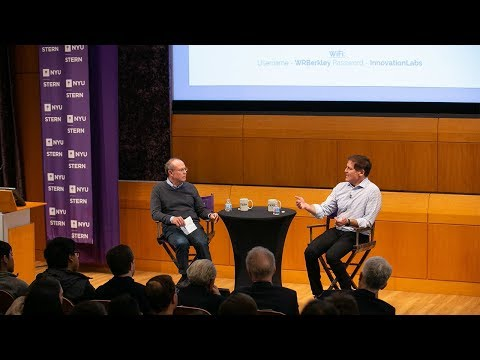 "Fireside Chat, Q&A and ""Stern Tank"" with Mark Cuban"