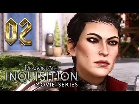Dragon Age: Inquisition – Movie Series / All Cutscenes ★ Ep.2: The Threat Remains 【Cinematic Tools】