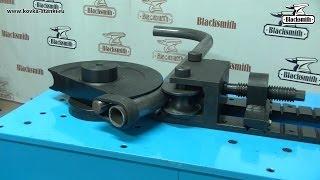 Трубогиб электрический TG4 Blacksmith