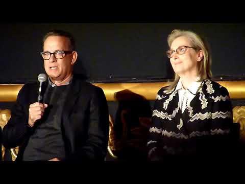 'The Post': Meryl Streep & Tom Hanks on the love between Ben Bradlee and Kay Graham