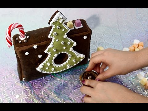Gingerbread pinhole camera (tutorial)