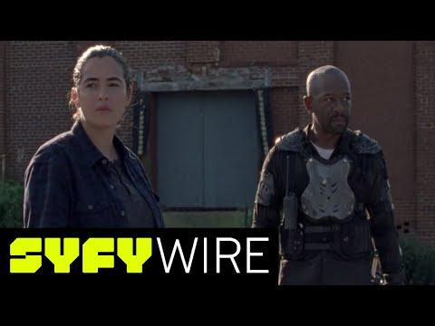 The Walking Dead exclusive clip: Season 8, Episode 7 | SYFY WIRE