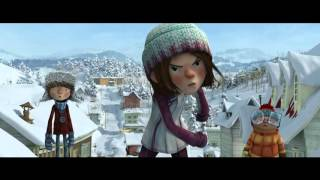 Snowtime! Official Movie Trailer #1!