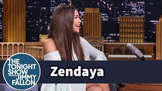 Video Zendaya on Playing Mysterious Michelle in Spider-Man: Homecoming MP3, 3GP, MP4, WEBM, AVI, FLV Maret 2018
