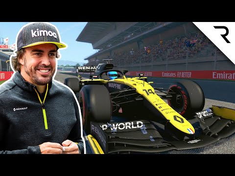 Why Alonso had to gamble on 2021 Renault F1 return