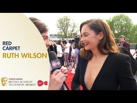 Ruth Wilson On Mrs Wilson & Her Love Of Bros | Bafta Tv Awards 2019