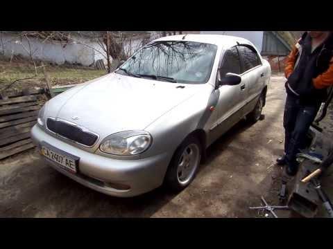 Daewoo sens колеса фото