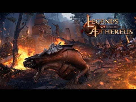 обзор Legends of Aethereus (CD-Key, Steam, Россия и СНГ)