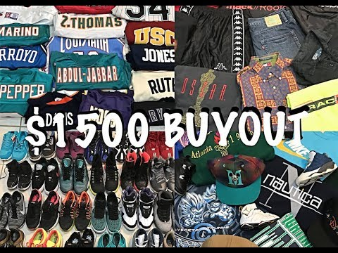 EBAY RESELLER BUYOUT 500+ ITEMS FOR $1500, HUGE COME UP!