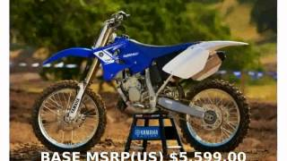 4. 2008 Yamaha YZ 125  Specs Features Transmission Engine Details Info Top Speed Specification