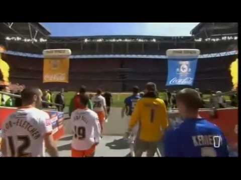 Final Blackpool vs Cardiff City 2010
