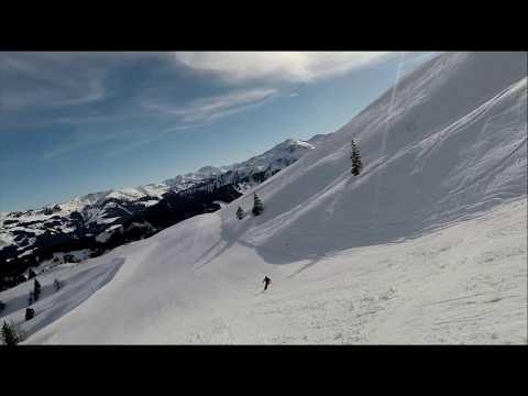 Ski Juwel červená 6 2020