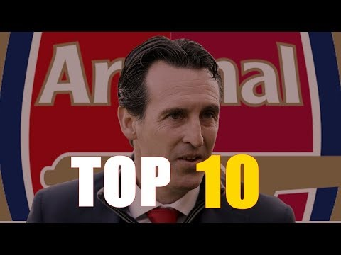 Arsenal Top 10 Transfer Targets In January 2019