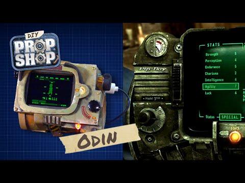 Make Your Own Fallout 4 PipBoy