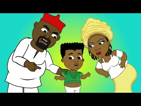 Nigerian Parents Be Like... Billy Goat Cartoon 1