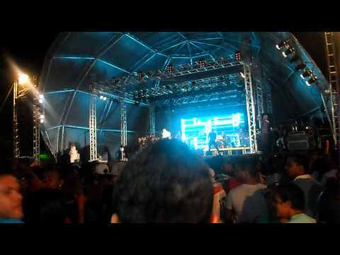 Show Léo Santana em Alvorada do Norte - Go