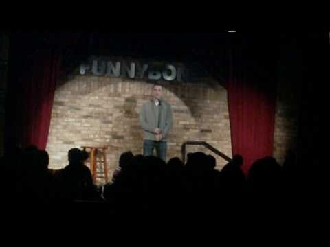 Jonathan Craig Stand-up Comedy demo 2011
