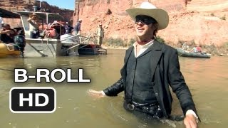 Nonton The Lone Ranger Complete B-Roll (2013) - Johnny Depp, Armie Hammer Western HD Film Subtitle Indonesia Streaming Movie Download